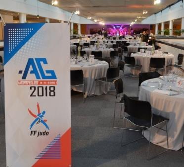 AG Fédération Française de Judo