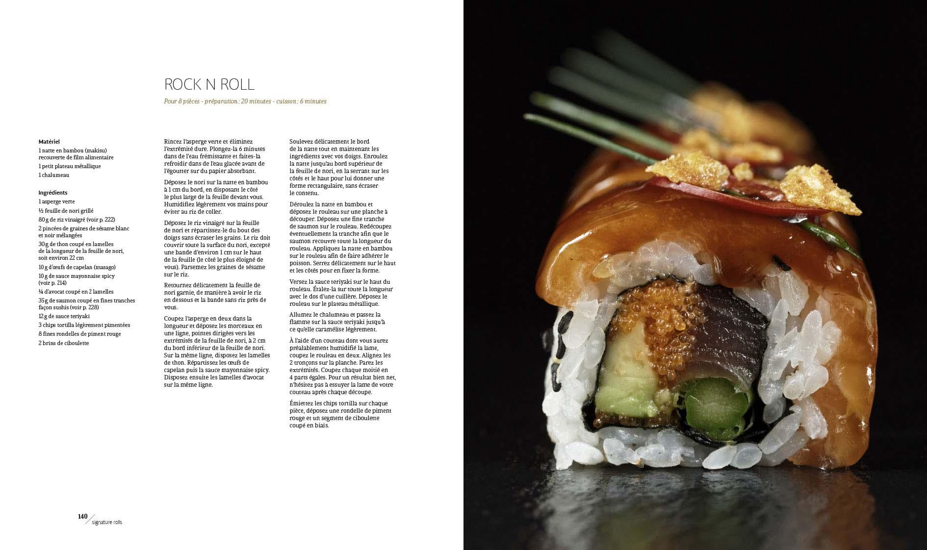 Sushi Shop  (éditions de La Martinière)
